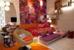 Quarto da Menina – Margareth Zilo de Rosa | Ambientes decorados da Mostra Polo Design Show 2014 - Casa