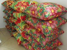 almofadas de chita - Suzano - Produtos prontos - produtos