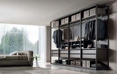 Pass - walk•in closet | Design: Centro Ricerca Jesse