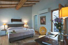The intimate Monaci delle Terre Nere retreat