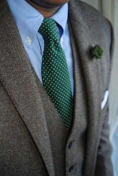 charcoal gray forrest green tux - Google Search