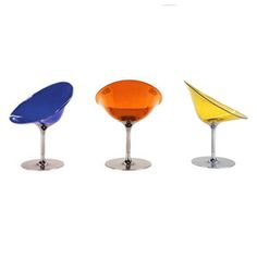 Heal's | Kartell Eros Swivel Chair by Philippe Starck - Chairs - Chairs & Stools - Furniture