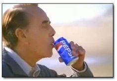Bob Dole loves Pepsi.