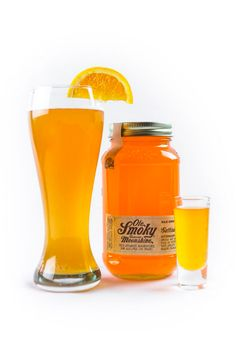 <b>It's National Moonshine Day.</b> Cheers!