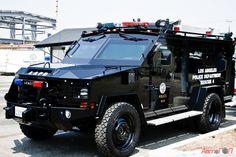 bearcat police tank - Google Search