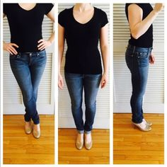 "Seven Jeans - Size 28  Roxanne slim/straight leg. Zip fly with button front closure. Low-rise with some tonal fading as part of design. 98% cotton, 2% spandex. Inseam is 32"". Machine wash cold. Only wore twice!!! Seven7 Jeans Skinny"