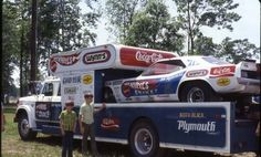 old race car haulers - Page 2 - Yellow Bullet Forums