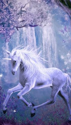 Unicorn... By Artist Unknown...