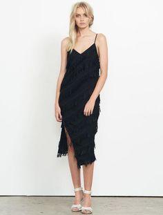 ISLA  - Charm On Midi Dress