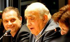 O Ζιλμπέρ Σινουέ στην Αθήνα: «Βιώνουμε μια πολύ δύσκολη στιγμή στην παγκόσμια Ιστορία», γράφει η Τέσυ Μπάιλα