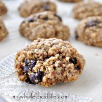 Gluten Free Chocolate Chip Cookies | My Whole Food Life