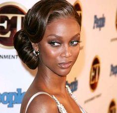 Stupendous Prom Hairstyles Down Prom Hairstyles And Black Girls On Pinterest Short Hairstyles Gunalazisus