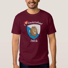 Zürich - Schweiz - Suisse - Svizzera   T-Shirt