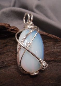 Painted Ladies Wire Wrap jewelry (Aether 0913)