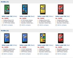 Techofy: Nokia launches it's Lumia 920 and Lumia 820 smartphones in India.