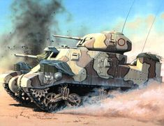 El Alamein 1942 - pin by Paolo Marzioli Military Art, Military History, Military Camouflage, Afrika Corps, North African Campaign, Military Drawings, Tank Armor, War Thunder, Tank Destroyer