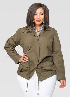 10455c1218 15 Best Plus Size Coats images