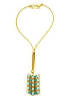 ILUSAO Necklace by Maranon: $86