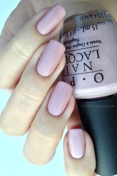 OPI My very first Knockwurst (Germany collection)
