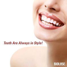 Teeth are always in style!   #Dentist #Dental #Hygienist