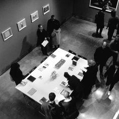 """Daniel Blaufuks - Inauguração da Exposição """"Toda a Memória do Mundo, Parte Um"""" 2014 Lisboa - MNAC - Museu do Chiado"""