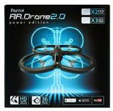 Parrot AR. Drone 2.0 Quadricopter Power Edition - http://dronesheaven.ianjweboffers.com/parrot-ar-drone-2-0-quadricopter-power-edition/