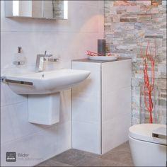 Die Will Showroom Tour bringt und heute zu unserem Bad Nummer 7: #Duravit #Waschtisch  mit der passenden #Halbsäule  #Einhebelmischer von #Hansa #Keuco #Spiegelschrank  Die #Emco #Accessoires: #Handtuchhalter, #Seifenspender, #Glashalter, #Bürstengarnitur, #Papierhalter, #Reserve-Papierhalter sowie eine #Kleenexbox.   Duravit Wand #WC #spülrandlos Duravit WC-Sitz mit #Absenkautomatik  #Geberit #Betätigungsplatte   Unser Team freut sich auf Euren Besuch. Kleenex Box, Wc Sitz, Bad, Showroom, Sink, Vanity, Bathroom, Home Decor