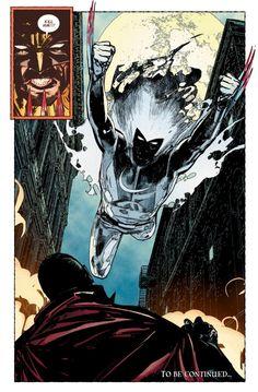 Moon Knight #9 - Brian Michael Bendis & Alex Maleev