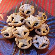 I love fruit mince pies- am going to make the fruit mince today- yummy.