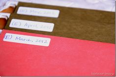 Organize sales and expenses for your Etsy shop - how to