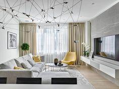 Stoletova Street Apartment by Alexandra Fedorova - CAANdesign | Architecture and home design blog