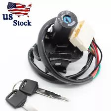 Ignition Switch Lock Set & 2 Pcs Keys for Kawasaki Ninja US for sale online Lock Set, Key Lock, Kawasaki Ninja 250cc, Cover Lock, Motorcycle Tips, Fuel Gas, Dirtbikes, Motorcycle Parts And Accessories, Go Kart