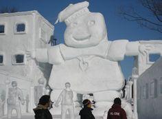 Michigan Winter carnival Houghton