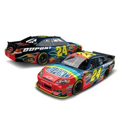 Is this cool or what?!? - Jeff Gordon #24 DuPont Fantasy 20th Year Celebration 1:24 Scale Diecast