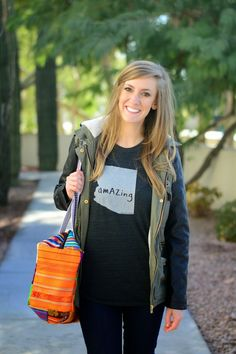 Megan Lee Design State Apparel - Penn & Quill