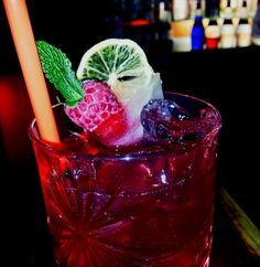 #raspberry #cocktail #mint #kingston #cocktail #bar #zilina #žilina #slovakia