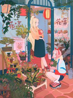 New anime art cute aesthetic Ideas Art And Illustration, Illustrations, Arte Do Kawaii, Anime Kawaii, Kawaii Art, Arte Inspo, Kunst Inspo, Aesthetic Art, Aesthetic Anime