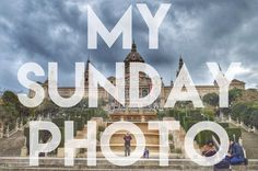 #MYSUNDAYPHOTO is up on the blog! You can check the full photo out there!