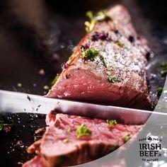 Signore e signori, sua maestà lìarrosto di filetto di manzo! #Ricetta #IrishBeef #Manzo #Filetto #food #foodie