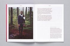 Sometimes Magazine by James Kape.