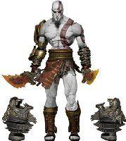 God of War 3 Action Figure Ultimate Kratos 18 cm
