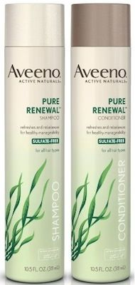 AVEENO Pure Renewal Shampoo and Conditioner