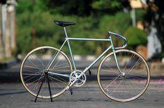 Greeny Track Bike