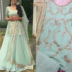 We are customise dresses so if you are looking any designer dresses you can contact at… – bedimmed-frosts Lehenga Designs, Kurta Designs, Blouse Designs, Dress Designs, Indian Wedding Outfits, Pakistani Outfits, Indian Outfits, Indian Attire, Indian Wear