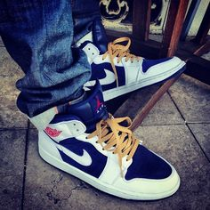 Air Jordan 1 Phat Olympic