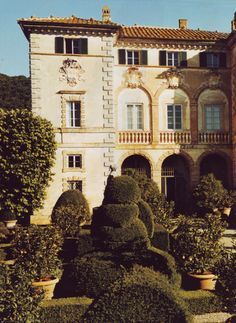 Italian Villa...