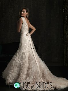 Allure Bridals Wedding Dress Style 8961 | House of Brides