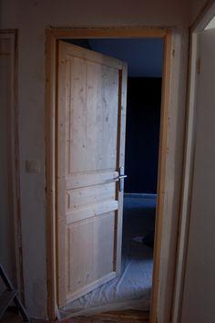 changement des portes...