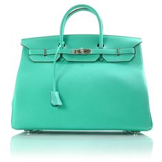 HERMES Taurillon Clemence Birkin 40 Tote: cd21749p Fashionphile - Cumpara, vinde, Consign autentice autentice Louis Vuitton, Chanel, Balenciaga found on Polyvore