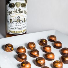 We had so many requests we had to bring it back. Barrilito Spiced Rum is a beautifully balanced ganache made with local award-winning Ron del Barrilito aged rum and our own mix of seasonal spices. Holiday season has officially begun! Indulge Chocolat | 787.412.8910